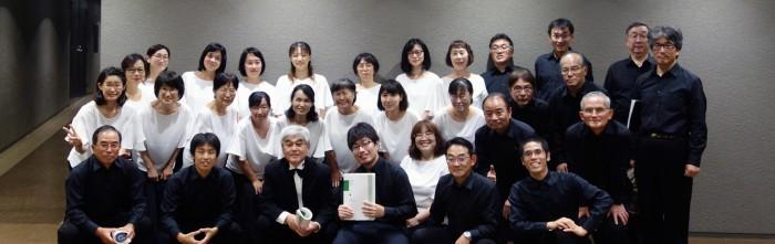 第56回栃木県合唱コンクールにて(2019/08/25)